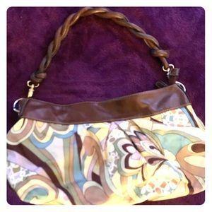 Rossetti woman's purse
